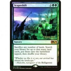 Scapeshift (foil) Prerelease