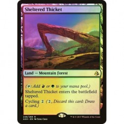 Sheltered Thicket Foil