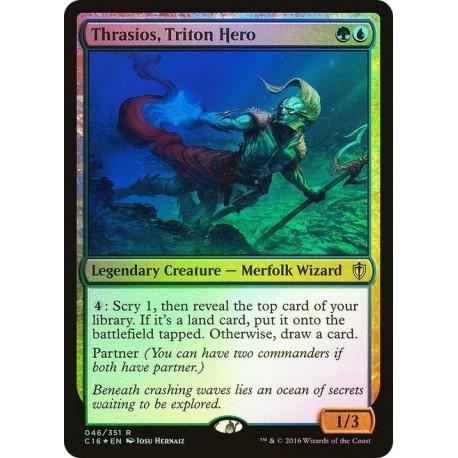 Thrasios Triton Hero (foil)