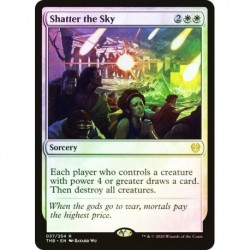 Shatter The Sky (foil)