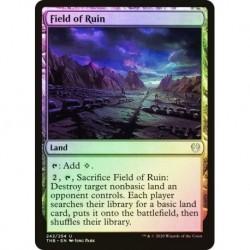 Field Of Ruin (foil)