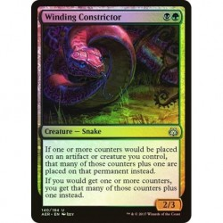 Winding Constrictor (foil)