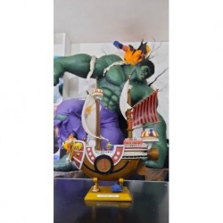 Barco One Piece Thousand Sunny