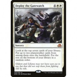 Deploy The Gatewatch