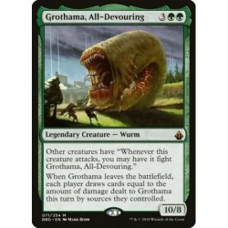 Grothama All Devouring