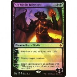 Ob Nixilis Reignited (foil)