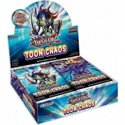 Booster Yugioh Toon Chaos