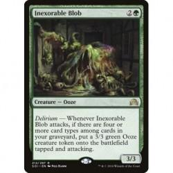 Inexorable Blob
