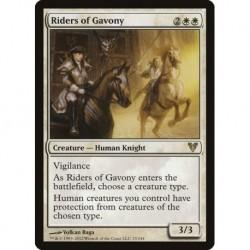 Riders Of Gavony