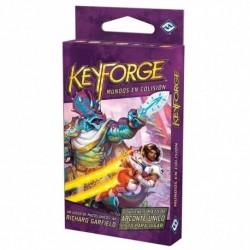 Keyforge - Mundos En Colisión Mazo De Arconte