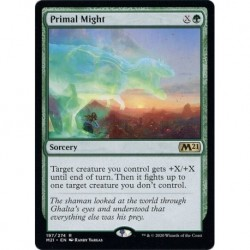 Primal Might