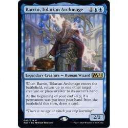 Barrin Tolarian Archmage
