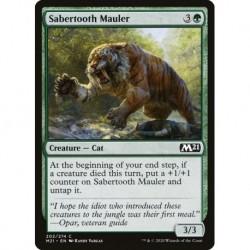 Sabertooth Mauler