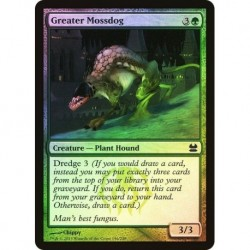 Greater Mossdog (foil)
