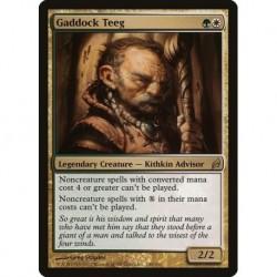 Gaddock Teeg