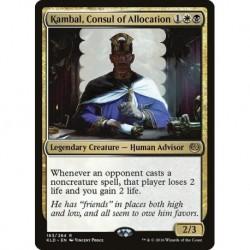 Kambal Consul Of Allocation