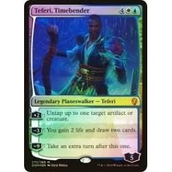 Teferi, Timebender Foil