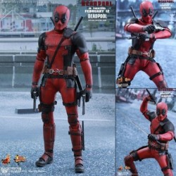 Movie Masterpiece Deadpool 1/6 Hot Toys