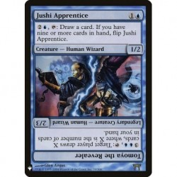 Jushi Apprentice // Tomoya The Revealer