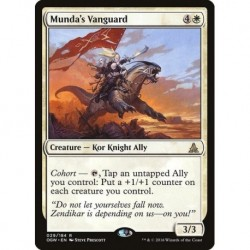 Mundas Vanguard