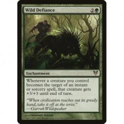 Wild Defiance