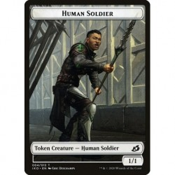 Human Soldier