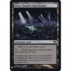 Shizo, Death´s Storehouse (foil)