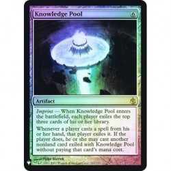 Knowledge Pool Foil
