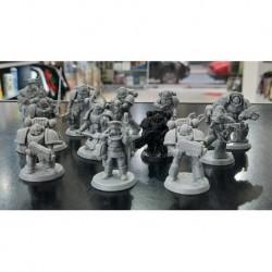 Miniaturas Para Warhammer Precio X Unidad