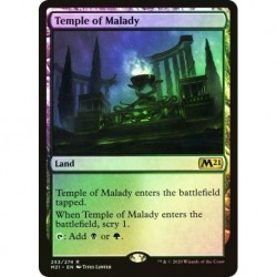 Temple Of Malady Foil