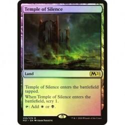 Temple Of Silence Foil