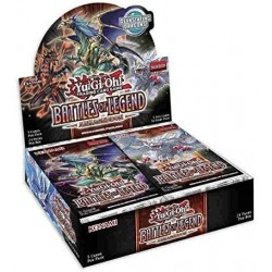 Booster Yugioh Battles Of Legend: Armaggedon