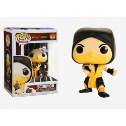 Funko Pop 537  Mortal Kombat - Scorpion