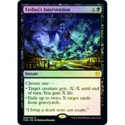Erebos´s Intervention (foil)