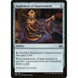 Implement Of Improvement