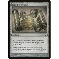 Scroll Of Avacyn