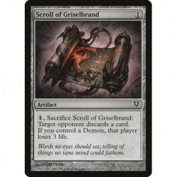 Scroll Of Griselbrand