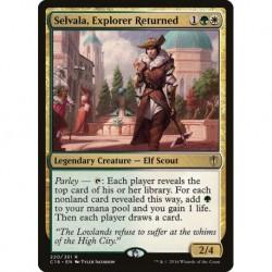 Selvala, Explorer Returned