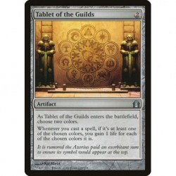 Tablet Of The Guilds