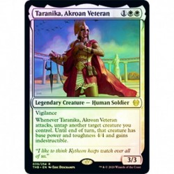 Taranika, Akroan Veteran (foil)