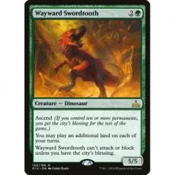 Wayward Swordtooth (foil)