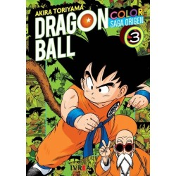 Dragon Ball Color: Saga Origen 03