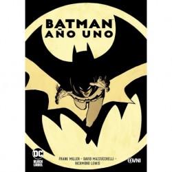 Black Label - Batman: Año Uno