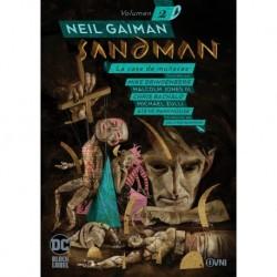 Sandman 02: La Casa De Muñecas (black Label)