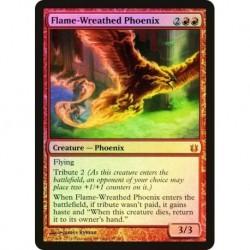 Flame-wreathed Phoenix Foil