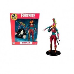 Fortnite Skully Mcfarlens Toys