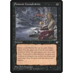 Demonic Consultation