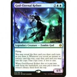 God-eternal Kefnet (prerelease) (war Of The Spark) Foil