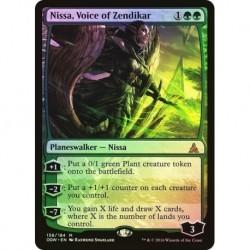 Nissa, Voice Of Zendikar Foil
