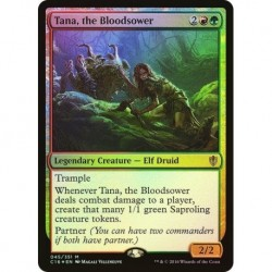 Tana, The Bloodsower Foil